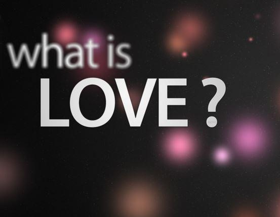 Что такое любовь и какая она бывает. Часть №1