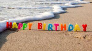 Мой 35 день рождения! Немного мыслей.